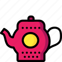 kitchen, objects, pot, reapot, tea, ultra icon