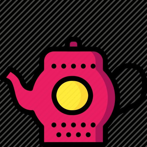 kitchen, objects, pot, reapot, tea, ultra icon