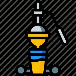 fruit, juicer, kitchen, objects, ultra, utility icon