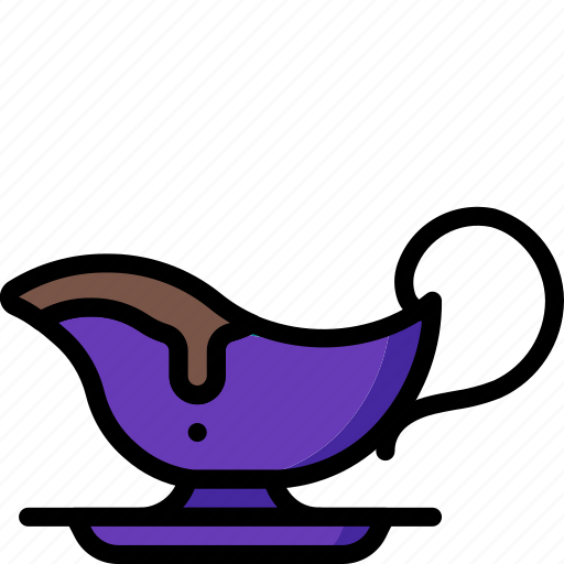 boat, gravy, kitchen, objects, ultra icon