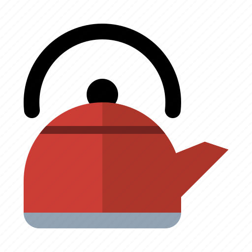 coffee, drink, food, kettle, tea, water icon