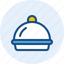 cook, cover, food, kitchen icon