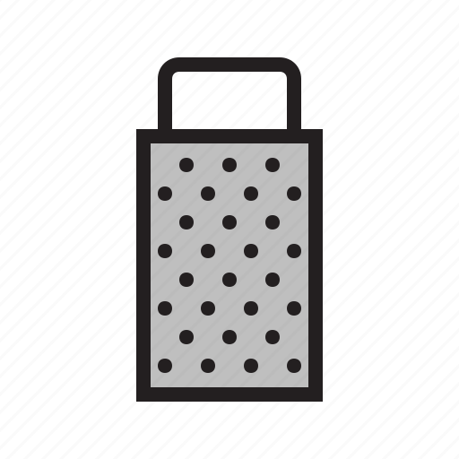 cheese, filled, food, grater, kitchen, mix, utensil icon