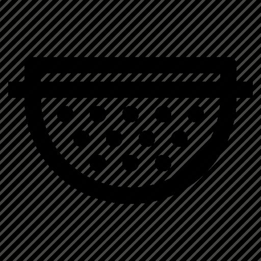 colander, drainer, kitchen, strainer icon