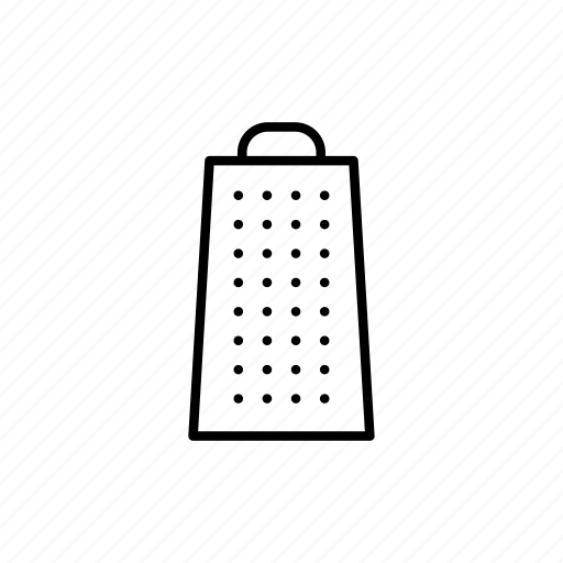 cheese, cheese grater, cook, grater, kitchen, tool icon