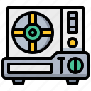 cooking, gas, kitchen, portable, tool icon