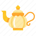 cooking, kitchen, teapot, tool icon
