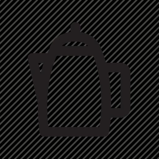 boil, kettle, kitchenware, teapot, water icon