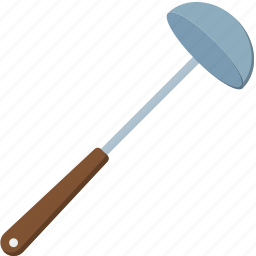 cooking, food, kitchen, ladle icon