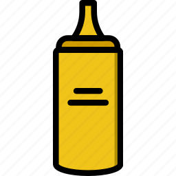 container, cooking, food, kitchen, sauce icon