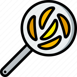 cooking, food, fries, kitchen icon