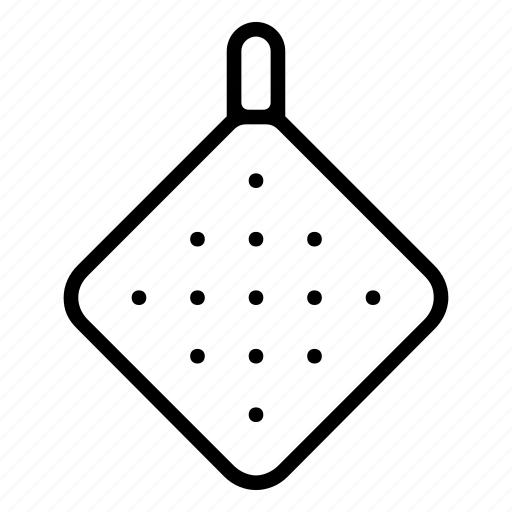cloth, kitchen icon
