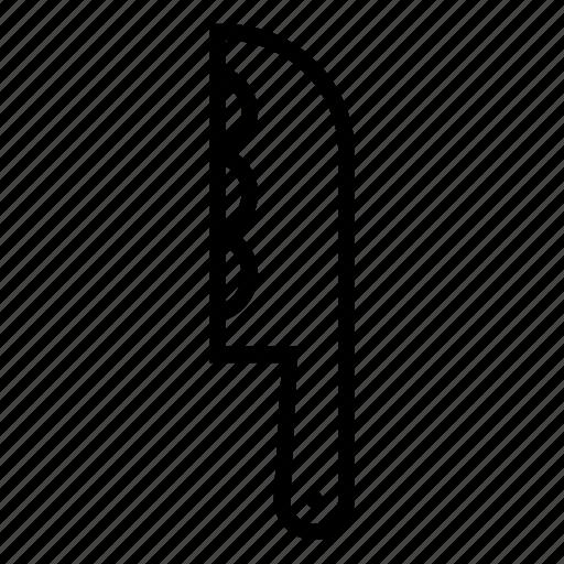 knife, lettuce icon