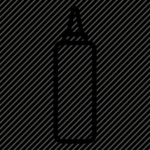 dispenser, ketchup, mayonaise, mustard, sauce icon
