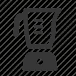 blender, cooking, eating, kitchen utensils, mixer, raw, restaurant, simple icon