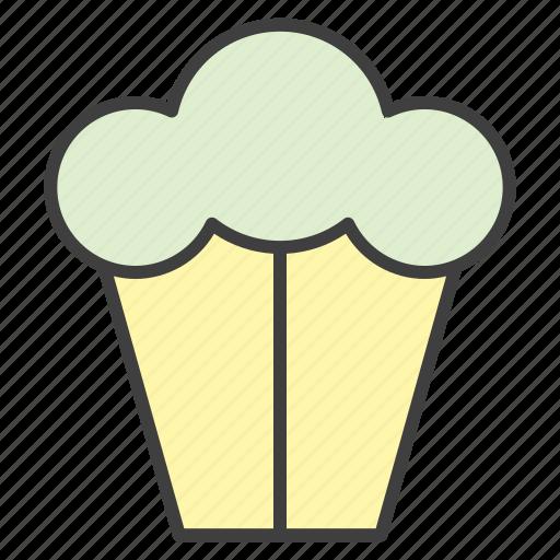 cake, cupcake, sweet icon