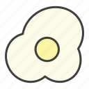 egg, fried egg, omelet icon