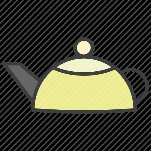coffee, kettle, tea icon