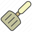 spatula, tool, utensil icon