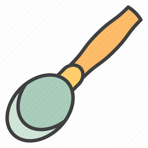 eat, spoon, utensil icon
