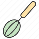 egg mixer, mix, mixer, whisk icon