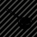 sieve, utensil icon