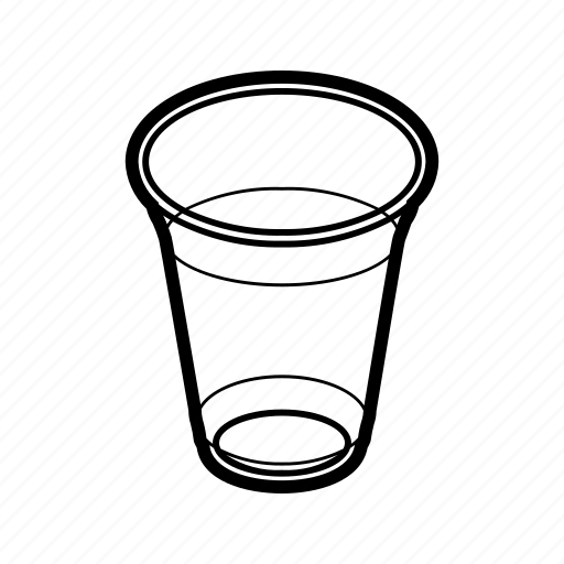 Plastic cup icon - Download on Iconfinder on Iconfinder