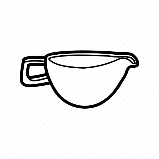 gravy server, sauce server icon