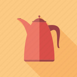 beverage, classic, kettle, pot, tea, teapot, traditional icon