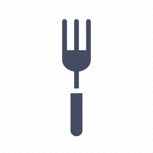 cutlery, eat, fork, spoon, tableware icon