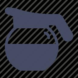 drink, jar, jug, juice, kitchen, pitcher, water icon