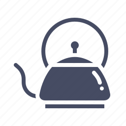boil, brew, drink, kettle, kitchen, pot, tea icon