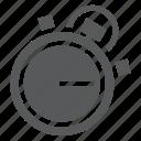 alarm, chronometer, clock, stopwatch, timepiece, timer, watch