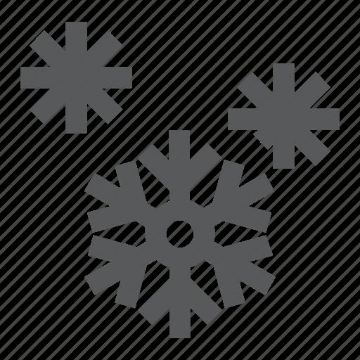 defrost, flake, freezing, fridge, frost, refrigerator, snowflake icon