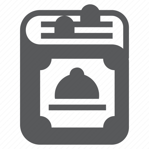 book, cookery, cooking, cuisine, delicatessen, gastronomy, recipe icon