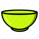 bowl, cook, food, kitchen, meal, soup, tablewere icon