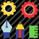 gadget, instrument, machine, stationery, tools, utensil icon