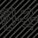 korean, language, hangul, alphabet, letter
