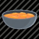 oriental, korean, dish, food