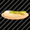 korean, meal, food, plate
