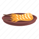 korean, sticks, food