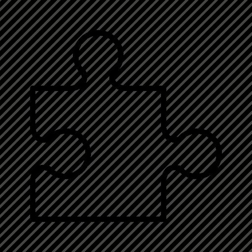 connection, jigsaw, plug, plugin, puzzle icon