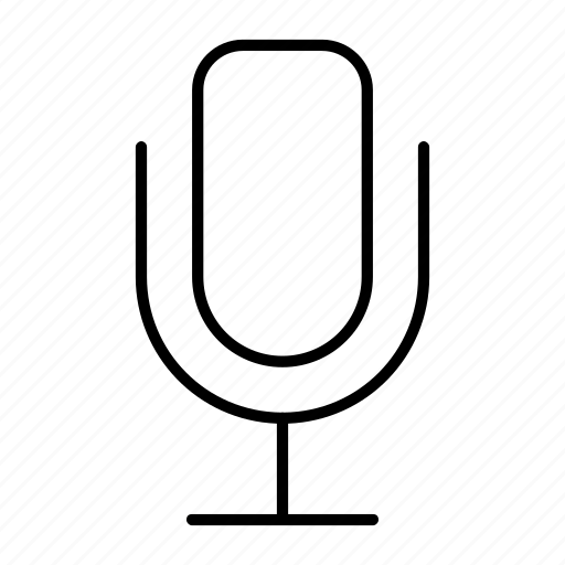 announcement, mic, microphone, sound, speak icon