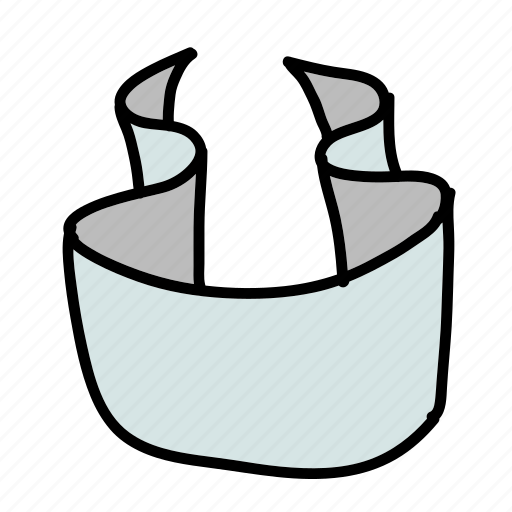 banner, banners, comic, label, labels, ribbon icon