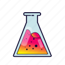 chemical, chemistry, lab, laboratory, science icon