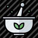 bowl, herbal, laboratory, medicine, research, science