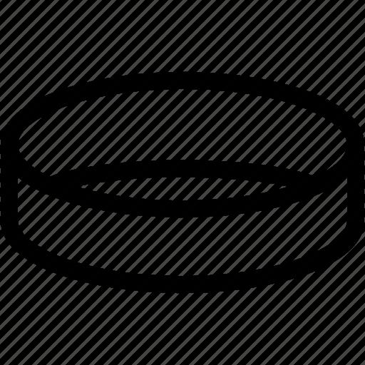 petri, petri dish icon