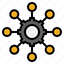 association, network, engineer, gear, society