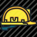 helmet, hat, labor, day, construction, worker