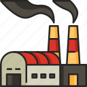 factory, industry, industrial, building, production, plant, manufacturing